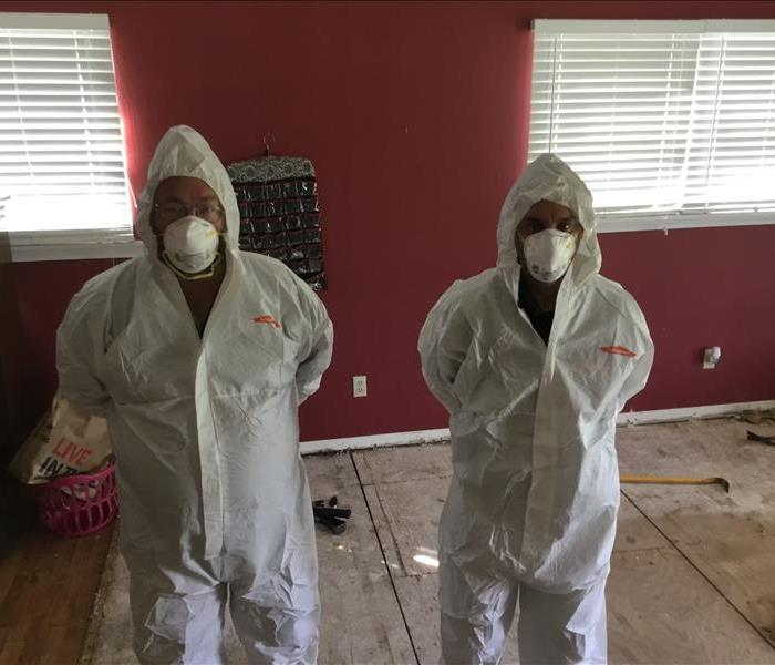 PPEs and SERVPRO