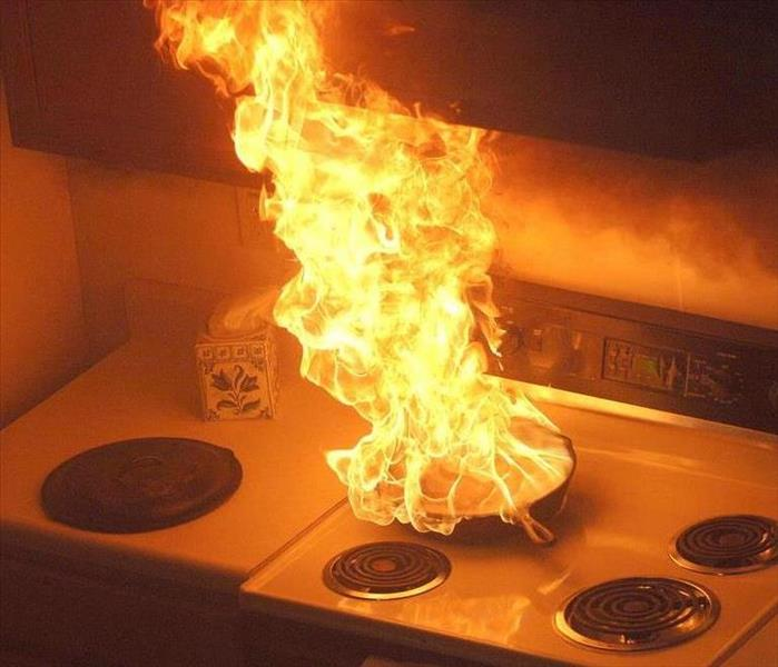 Fire Damage Preventing Fires in Your Jackson/Dekalb County Kitchen