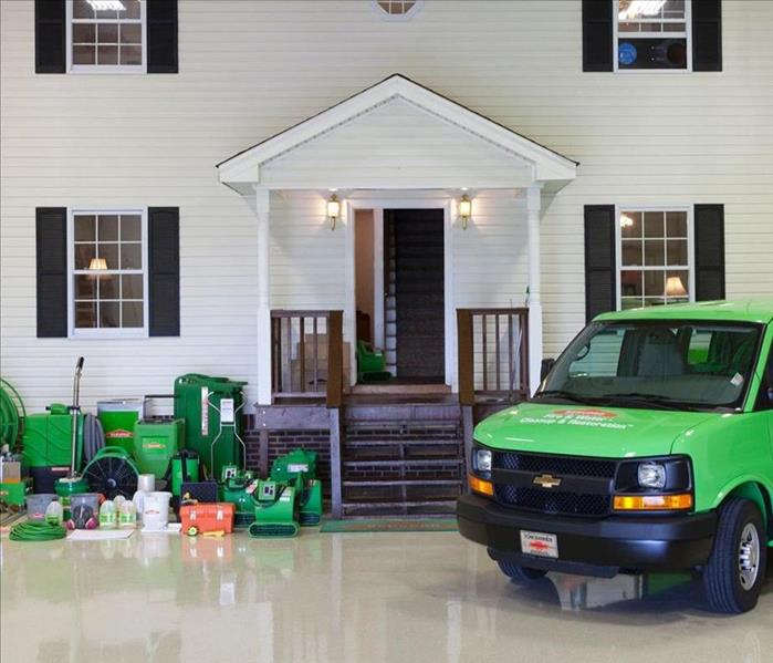 Why SERVPRO Our Technician Training